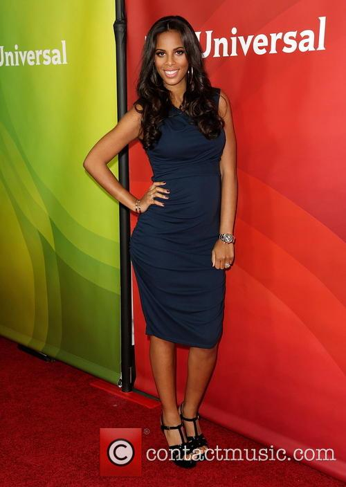 Rochelle Humes NBCUniversal's '2013 Winter TCA Tour' Day...