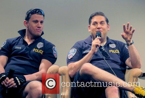 Press Conference for '21 Jump Street' at the...