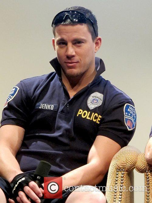 Channing Tatum  Press Conference for '21 Jump...