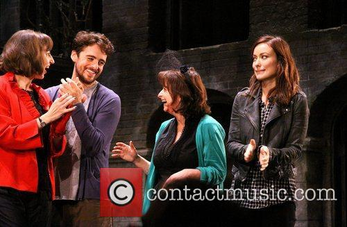 Kristen Schaal, Vincent Piazza, Rachel Dratch and Olivia Wilde 2