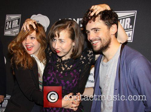 Amber Tamblyn, Kristen Schaal and Vincent Piazza 3