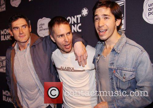 Billy Crudup, Sam Rockwell and Justin Long 4