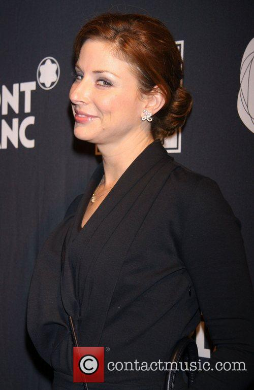 diane neal attending the after party for 4172289