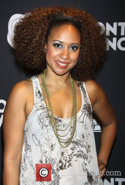 tracie thoms attending the after party for 4172283