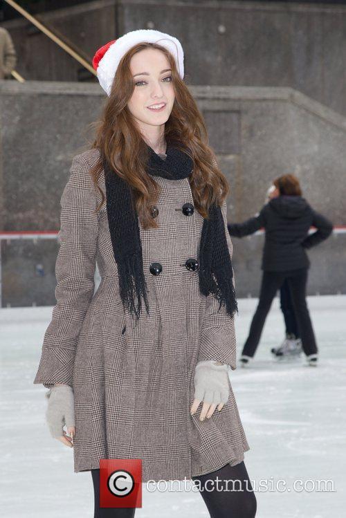 Emma Dumont and Rockefeller Center 9