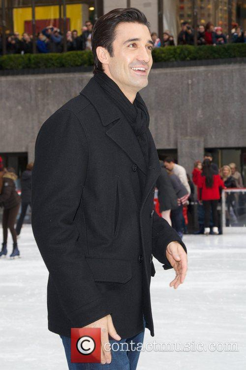 Gilles Marini and Rockefeller Center 5