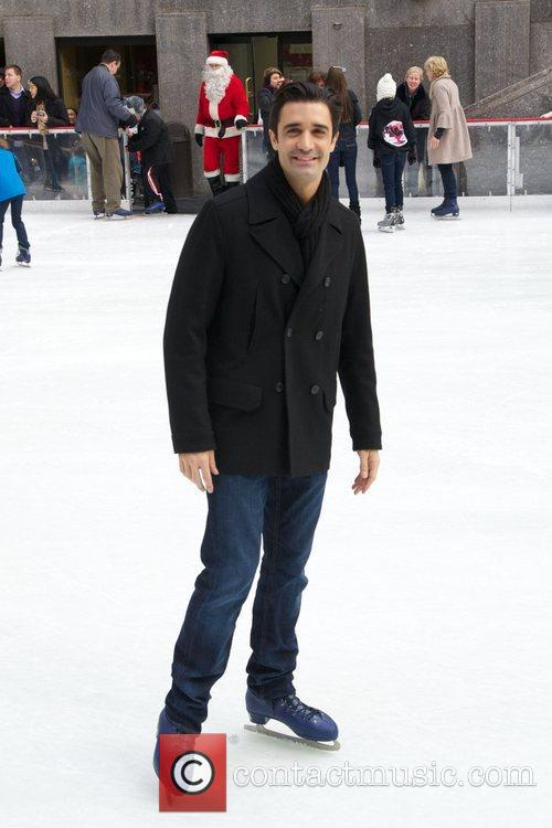 Gilles Marini and Rockefeller Center 2