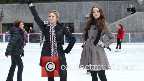 Kaitlyn Jenkins, Emma Dumont, ABC Family's '25 Days...