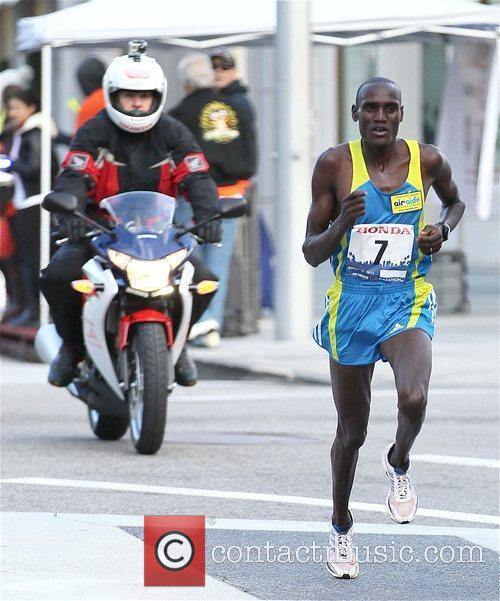 Atmosphere 27th Honda L.A. Marathon 2012 Los Angeles,...