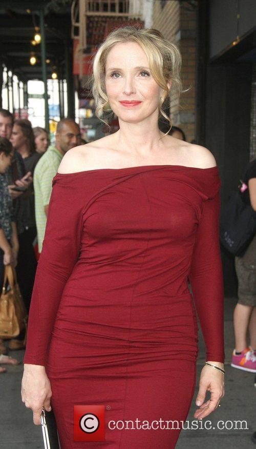 julie delpy at the cinema society with 4026805