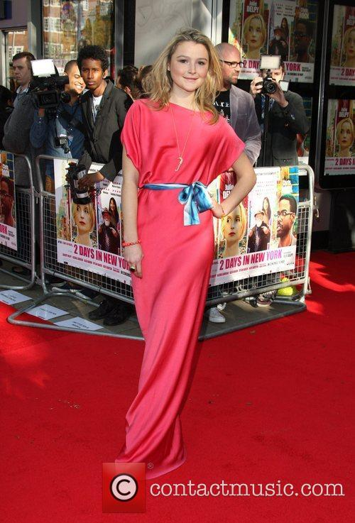 Amber Atherton UK premiere of 2 Days in...