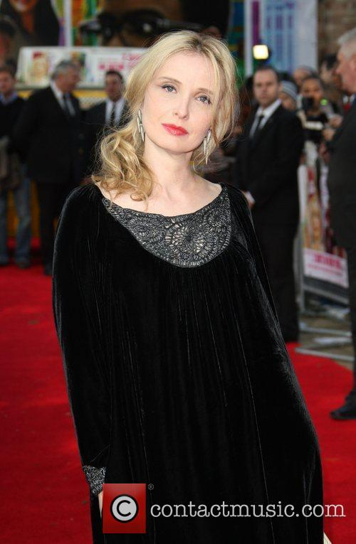 Julie Delpy UK premiere of 2 Days in...