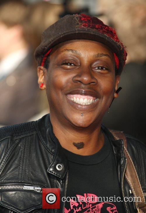 Gina Yashere UK premiere of 2 Days in...