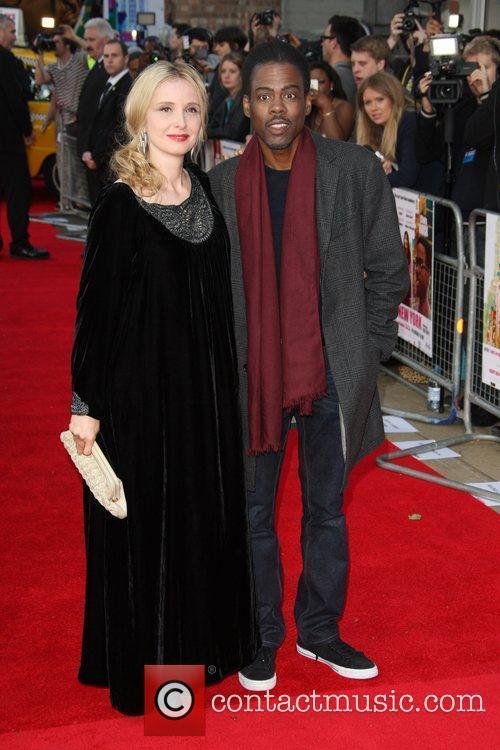 Julie Delpy and Chris Rock