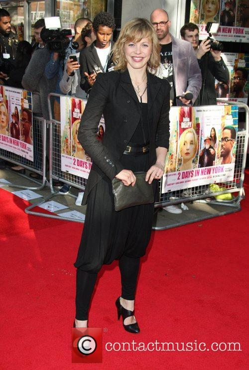 Kelly Adams UK premiere of 2 Days in...