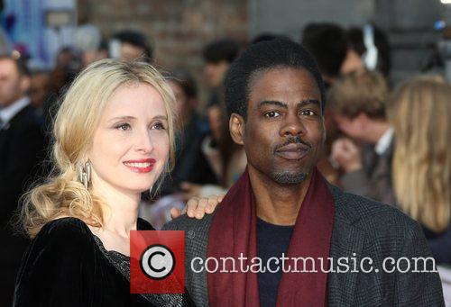 Chris Rock and Julie Delpy UK premiere of...