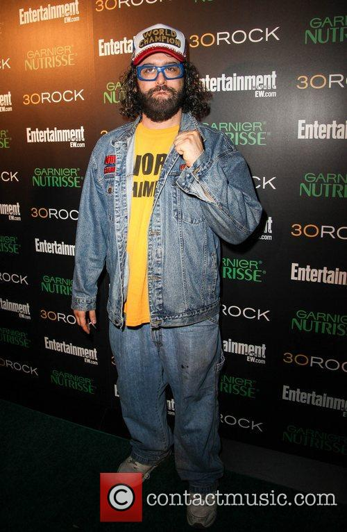 Judah Friedlander  attends Entertainment Weekly and NBC's...