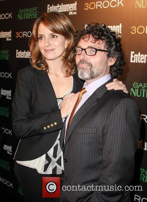 Tina Fey and Jeff Richmond 2