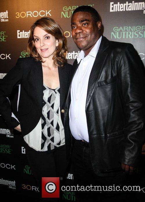 Tina Fey and Tracy Morgan 4