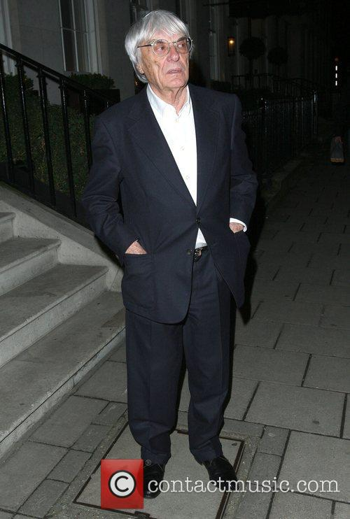 Bernie Ecclestone, Restaurant and Mayfair 2