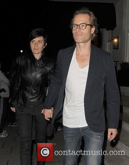 Guy Pearce and Kate Mestitz 1