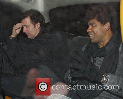 Clive Owen and Carlos Acosta 3