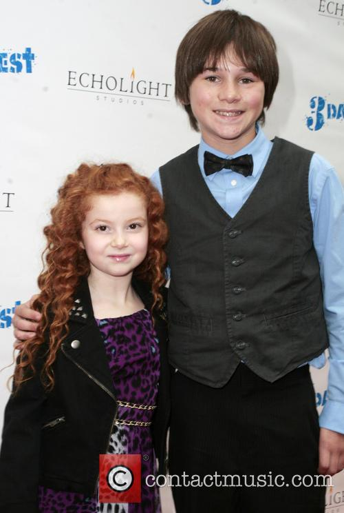 Featuring: Francesca Capaldi, Aidan Potter