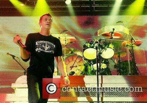 Brad Arnold and 3 Doors Down 18