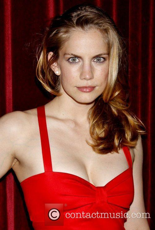 Anna Chlumsky and Tommy Hilfiger 3
