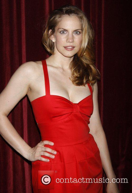 Anna Chlumsky and Tommy Hilfiger 1