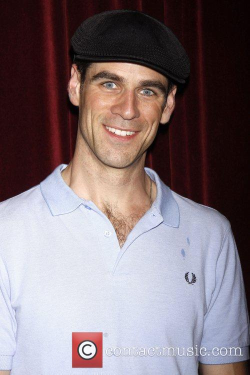 Eddie Cahill  attending the premiere afterparty for...