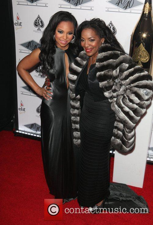 Ashanti and Mother Tina  The Grand Re-Opening...