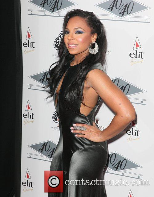 Ashanti  The Grand Re-Opening of The 40/40...