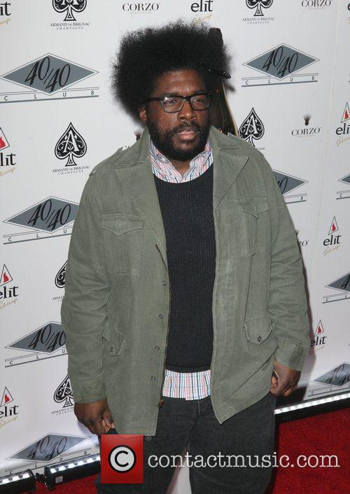 Questlove  The Grand Re-Opening of The 40/40...