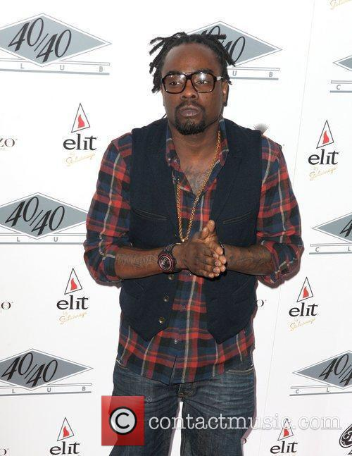 Wale  The Grand Re-Opening of The 40/40...