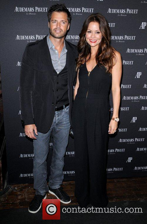 Brooke Burke and David Charvet 1