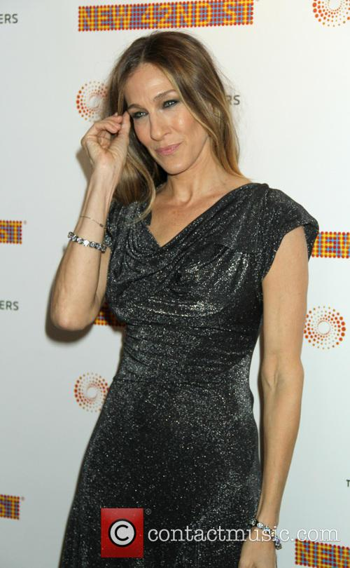 Featuring: Sara Jessica Parker