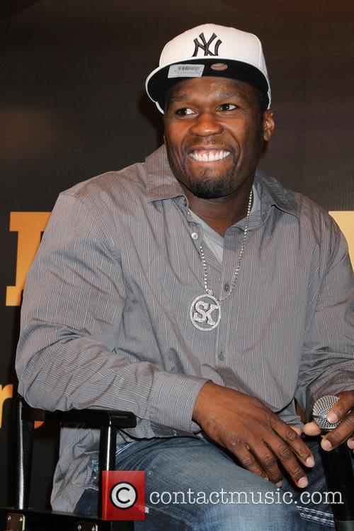 50 Cent and Curtis Jackson 9