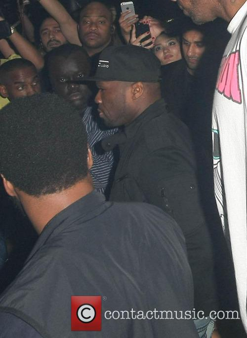 Cent and Curtis Jackson 9