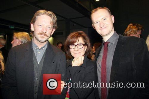 Mark Gatiss, Douglas Henshall and Zoe Wanamaker 3