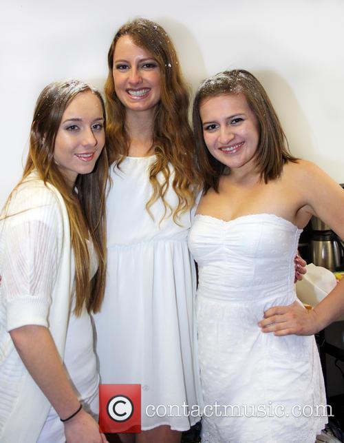 Jessica Monterone; Kayla Hockman; Katelyn Bushnell The band...