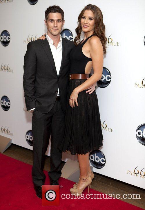 David Annable and Mercedes Masohn 7