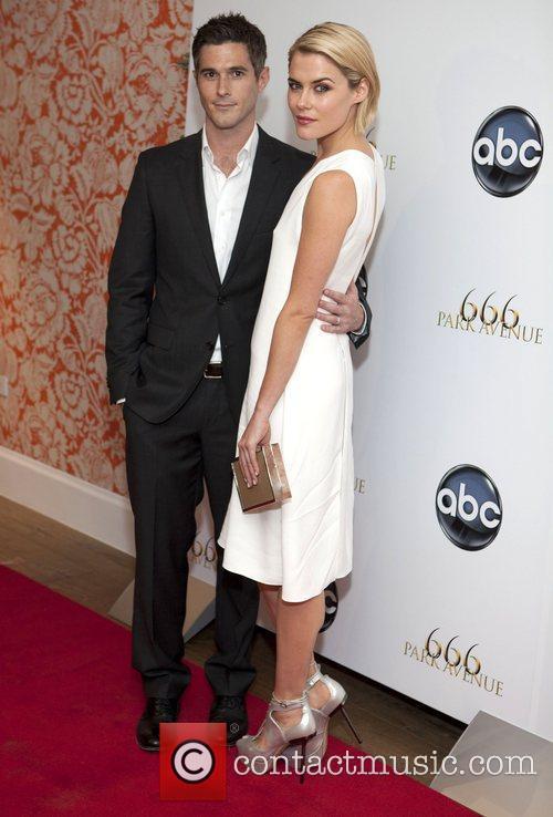 David Annable and Rachael Taylor 1
