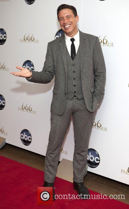 Erik Palladino '666 Park Avenue' series premiere party...