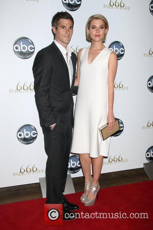 David Annable and Rachael Taylor 9