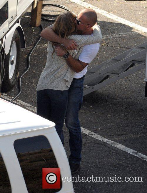 Annalynne Mccord and Dominic Purcell 9