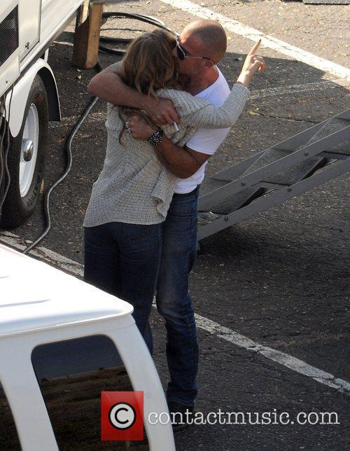 Annalynne Mccord and Dominic Purcell 10
