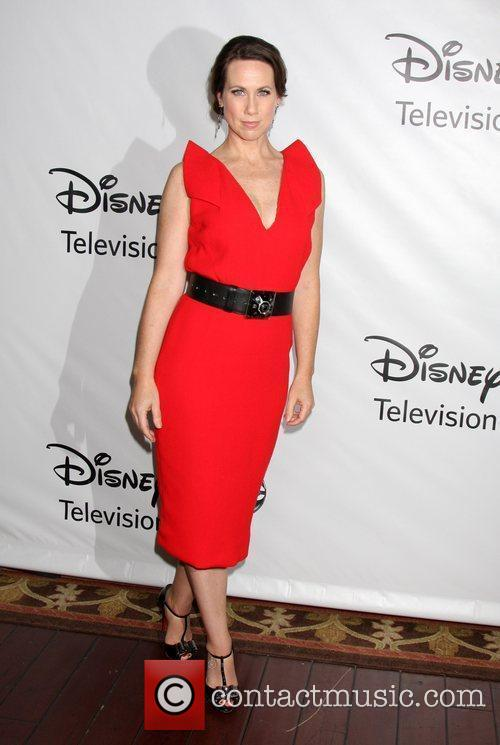 Miriam Shor  Disney ABC Television Group Hosts...