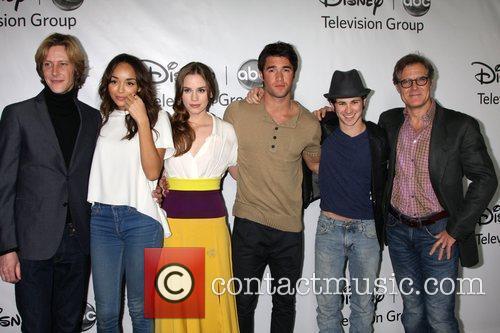 Disney ABC Television Group Hosts TCA Winter Press...