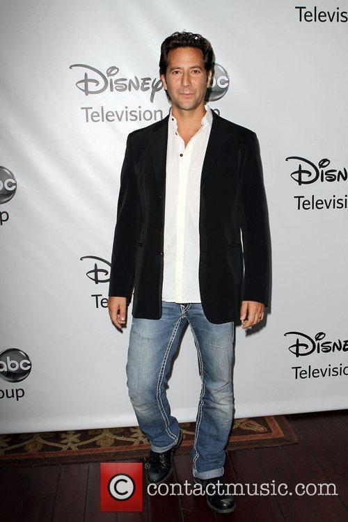 Henry Ian Cusick Disney ABC Television Group Hosts...